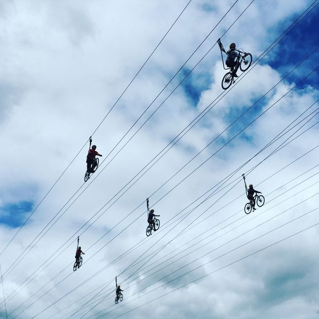 Skycycling 💙🇵🇭 Skycycle Philippines Adrenaline Junkie High Sky Skyporn Adventure Adventure Buddies Things I Like The Essence Of Summer Feel The Journey Original Experiences