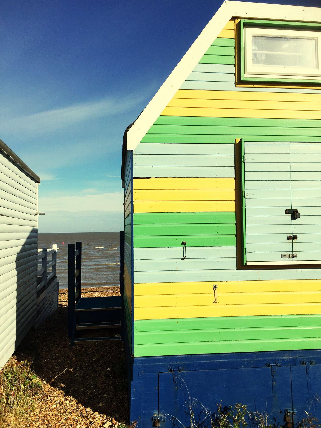 Sea Sky beach shed