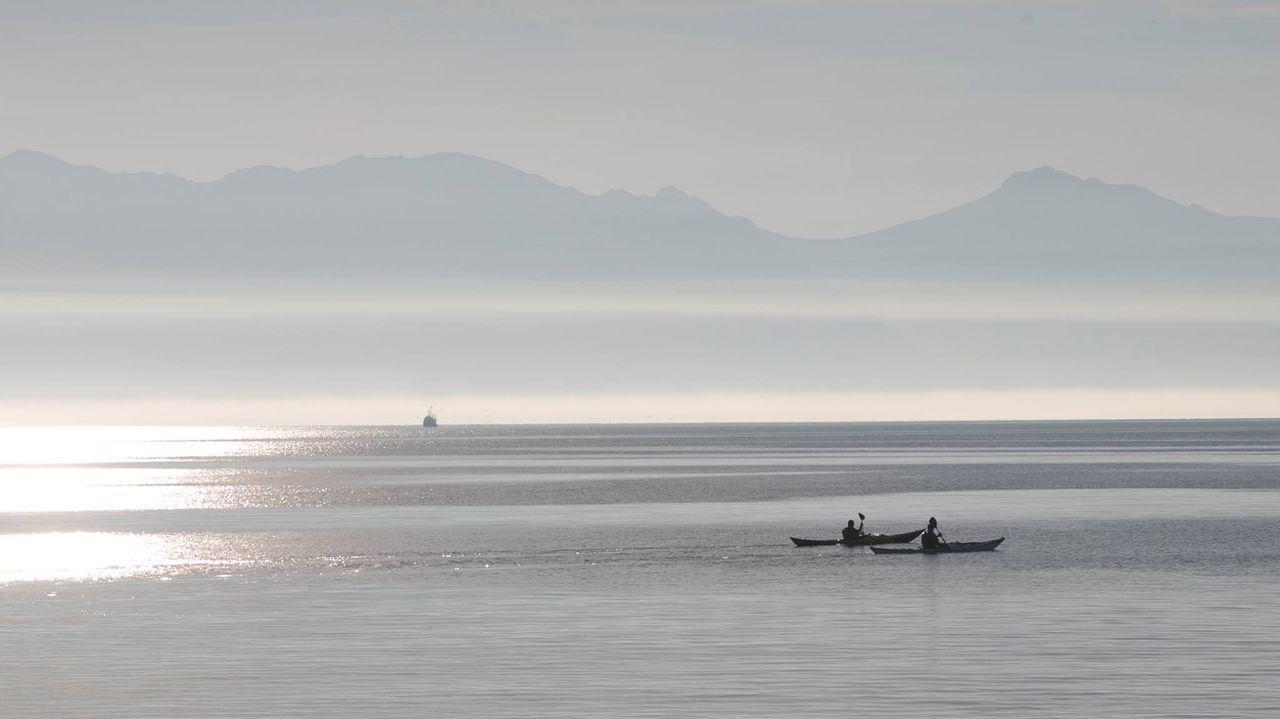 Kayaking Kayak Scotland Arran  EyeEmBestPics Timeout Relaxing Sea Landscape_Collection Outdoors Feel The Journey