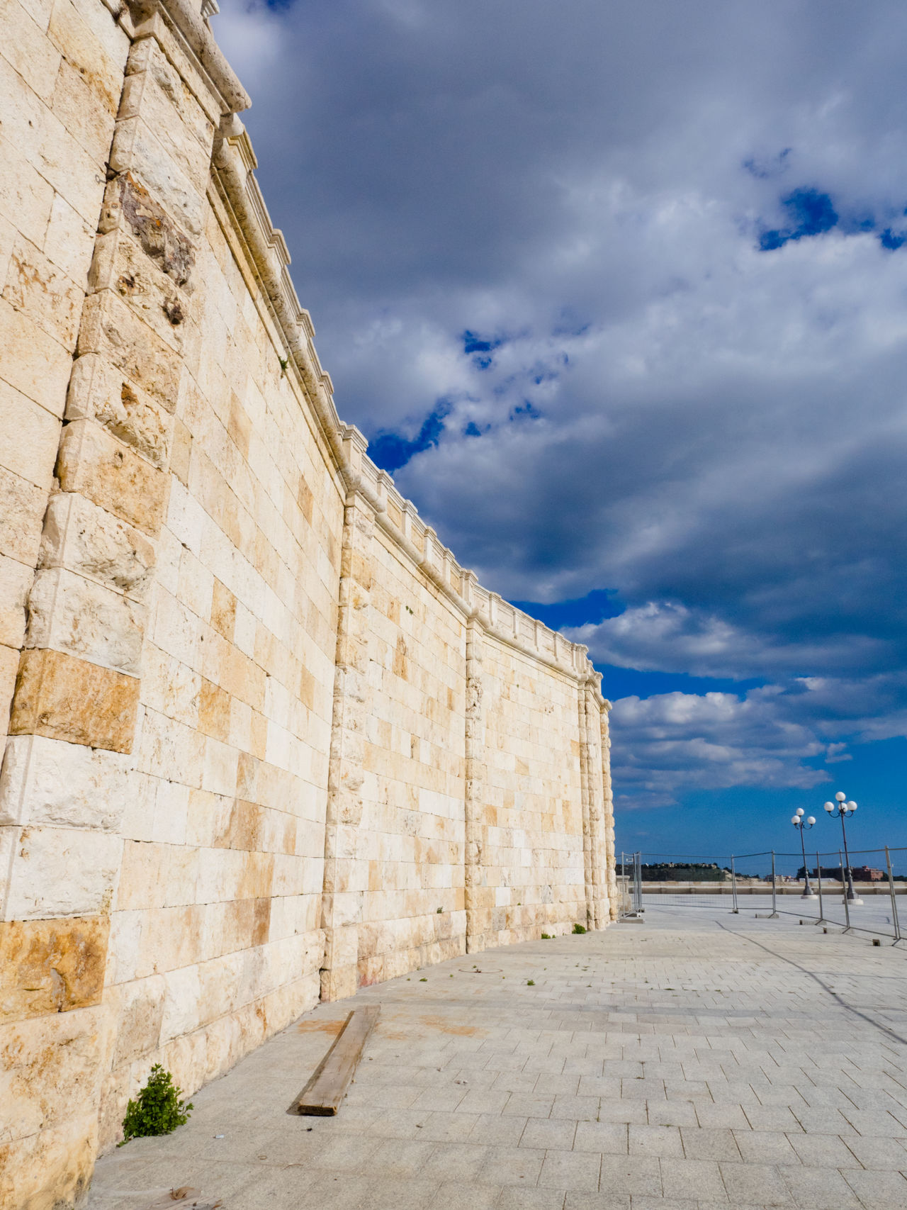 Cagliari architectures, Italy Architecture Architecture Building Exterior Cagliari Cagliari Urban City Cloud - Sky Day Italy No People Outdoors Sardinia Sky Wall Wall - Building Feature Walls