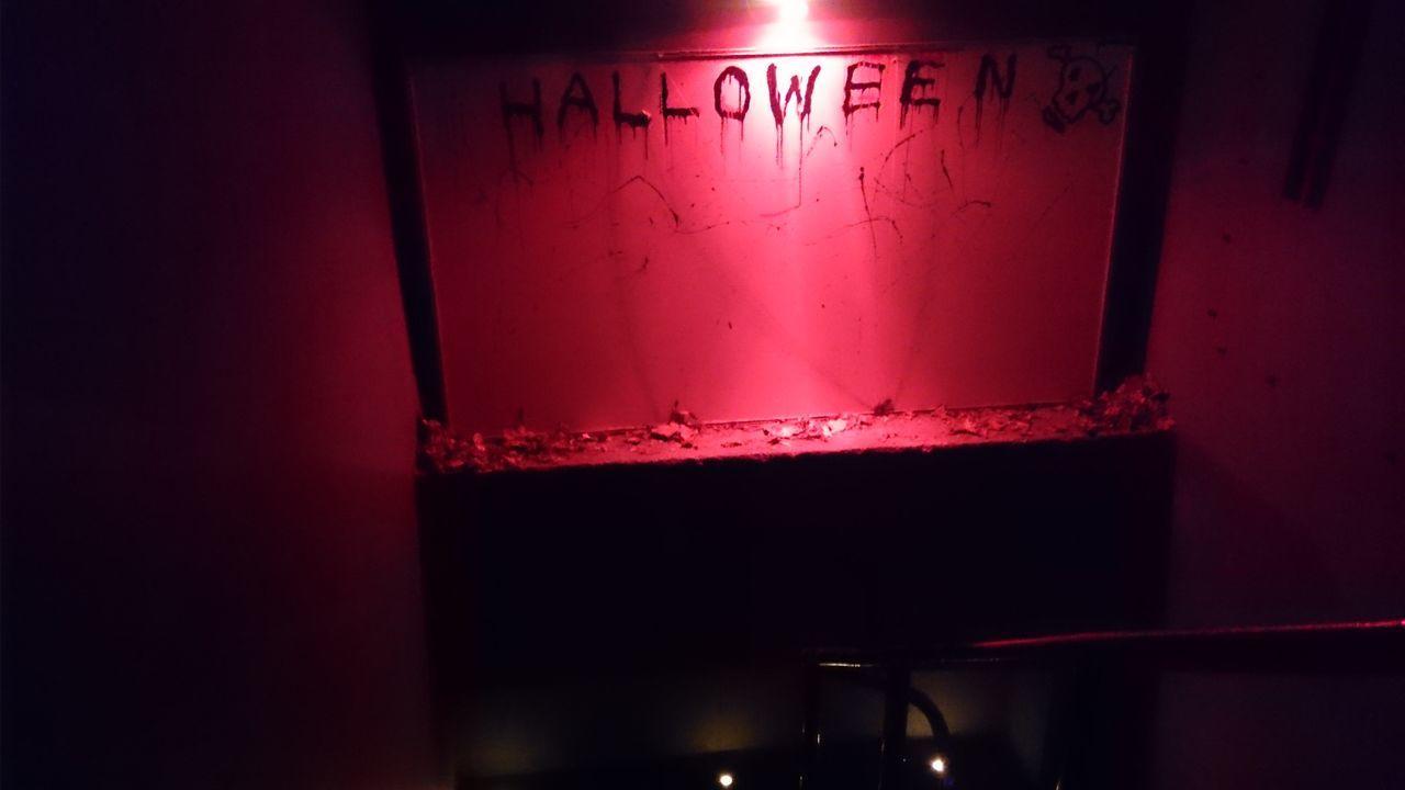 Haloween Spooky Dark Photography