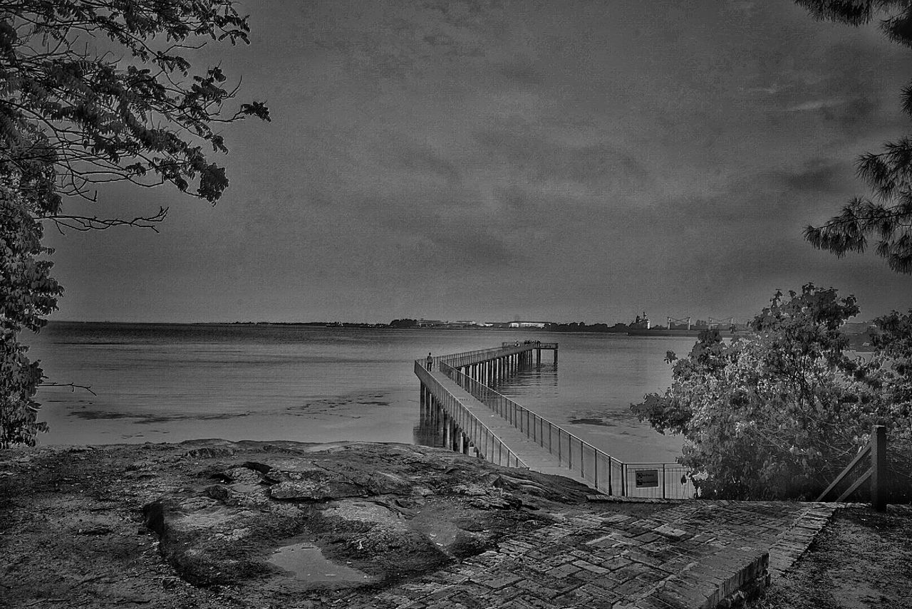Blackandwhite Photography Chekjawa Pulau Ubin Singapore