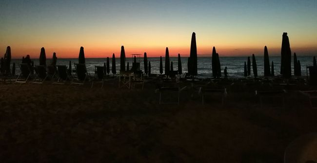 Tranquility Sea Beach Nature Sky Beauty In Nature Tranquil Scene Water Scenics Sunup Snap Shot!🌞🌝☀ Sunupper Overnight Success