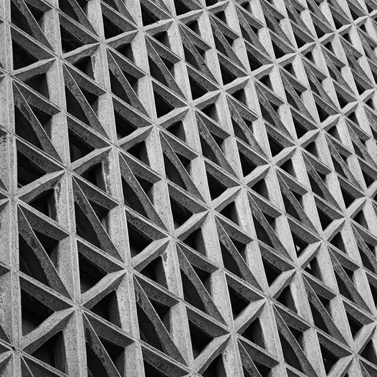 Caltech Travel California Cali Pasadena  Wall Abstract Pattern Perspective Blackandwhite Bnw Bnw_photo Bnw_life Bnw_society Bnw_captures Concrete Nikon D3300