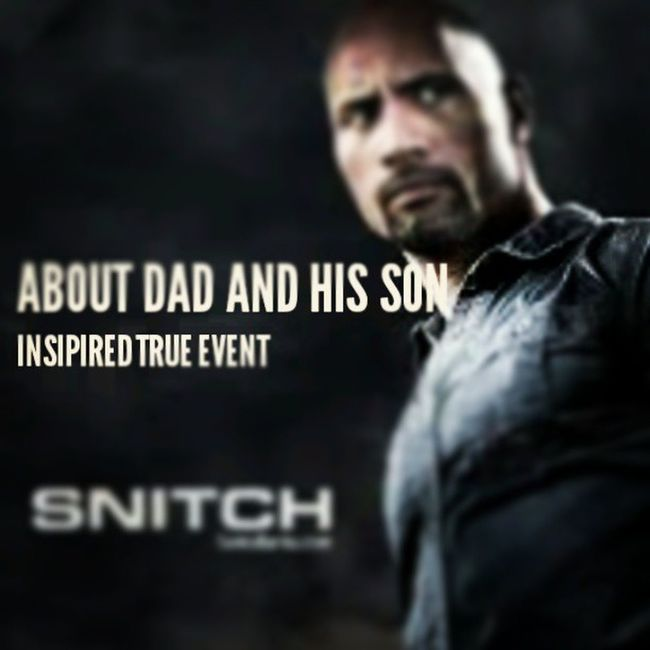 """""""SNITCH MOVIE"""" I definetly Two thumbs up for this movie.... a movie inspired true event. Story about a father who strugle for his son in prison. He do anything for proving his love for him.. God as our Father do anything and the best things for His children... so we have to proud of our Daddy JC and serve him with everything we got. He is worthy to be praise is'nt He?? Snitchmovie Snicth Fatherlove"""