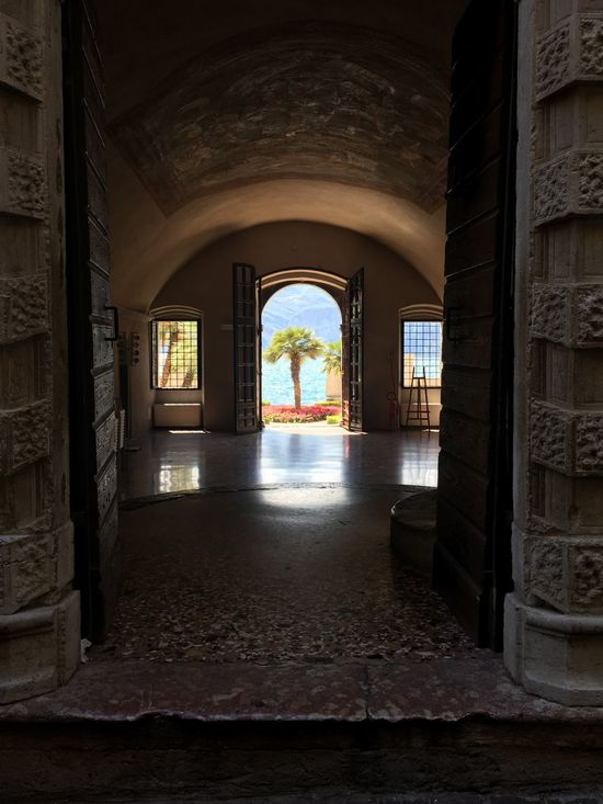 Architecture Indoors  Arch Built Structure History Religion No People Day Cultures Italy Italy🇮🇹 Bardolino LakeGarda Church Archway Nofilter EyeEmNewHere