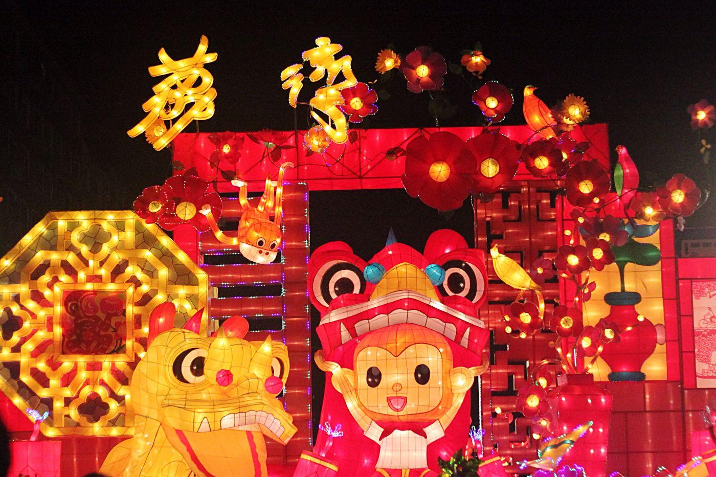 Beautiful Surroundings 荔湾花街