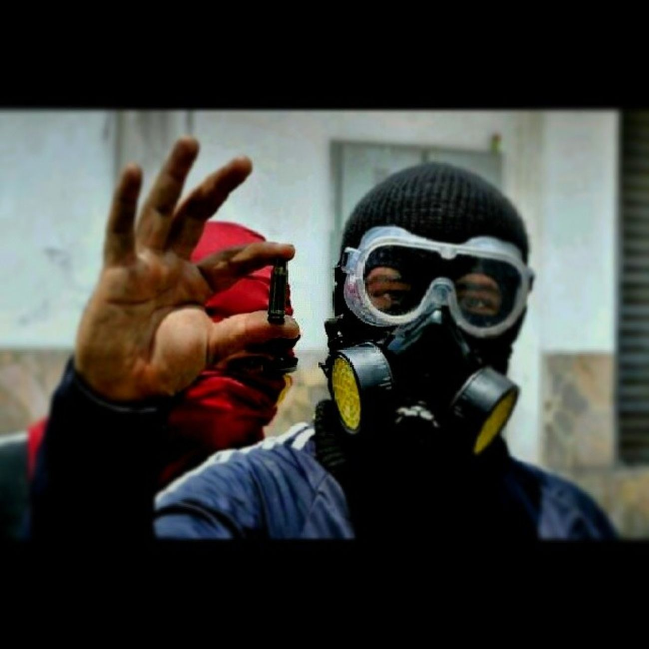 Venezuela Represion Balas