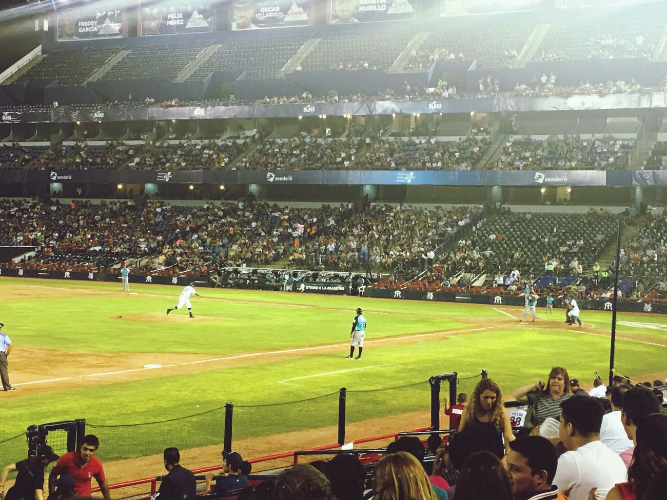 Strike! Out Baseball Sultanes