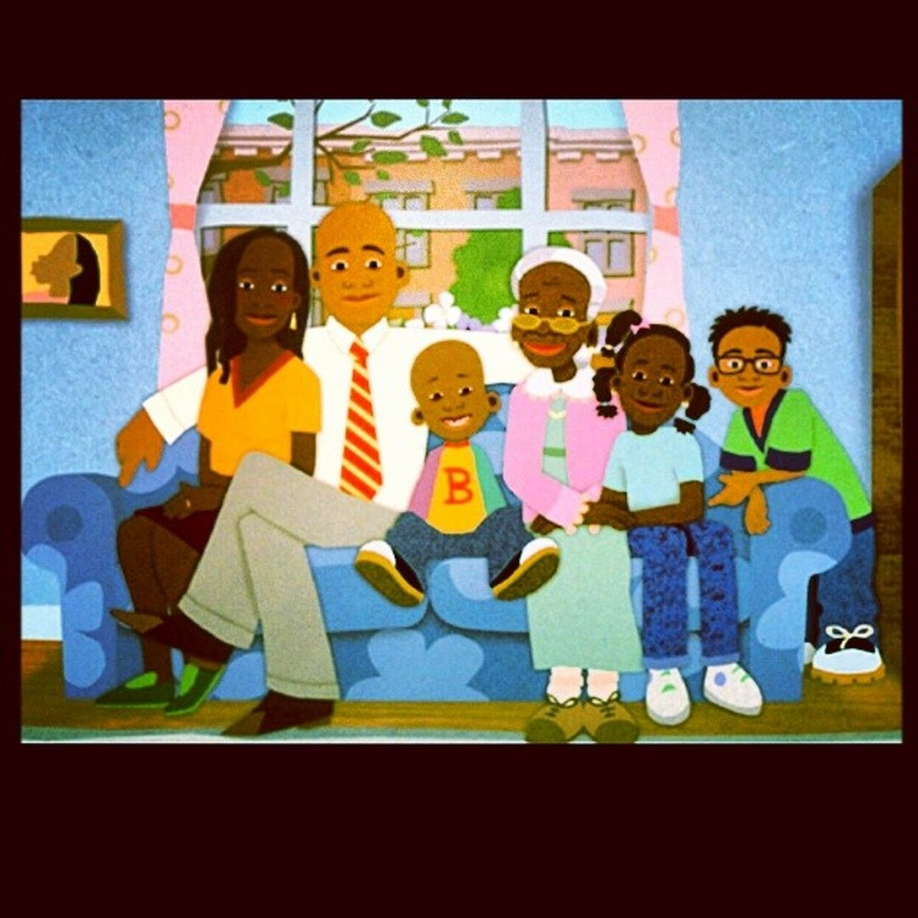 Who remembers Littlebill I use to ?????? this show RIPRubyDee 2001Baby