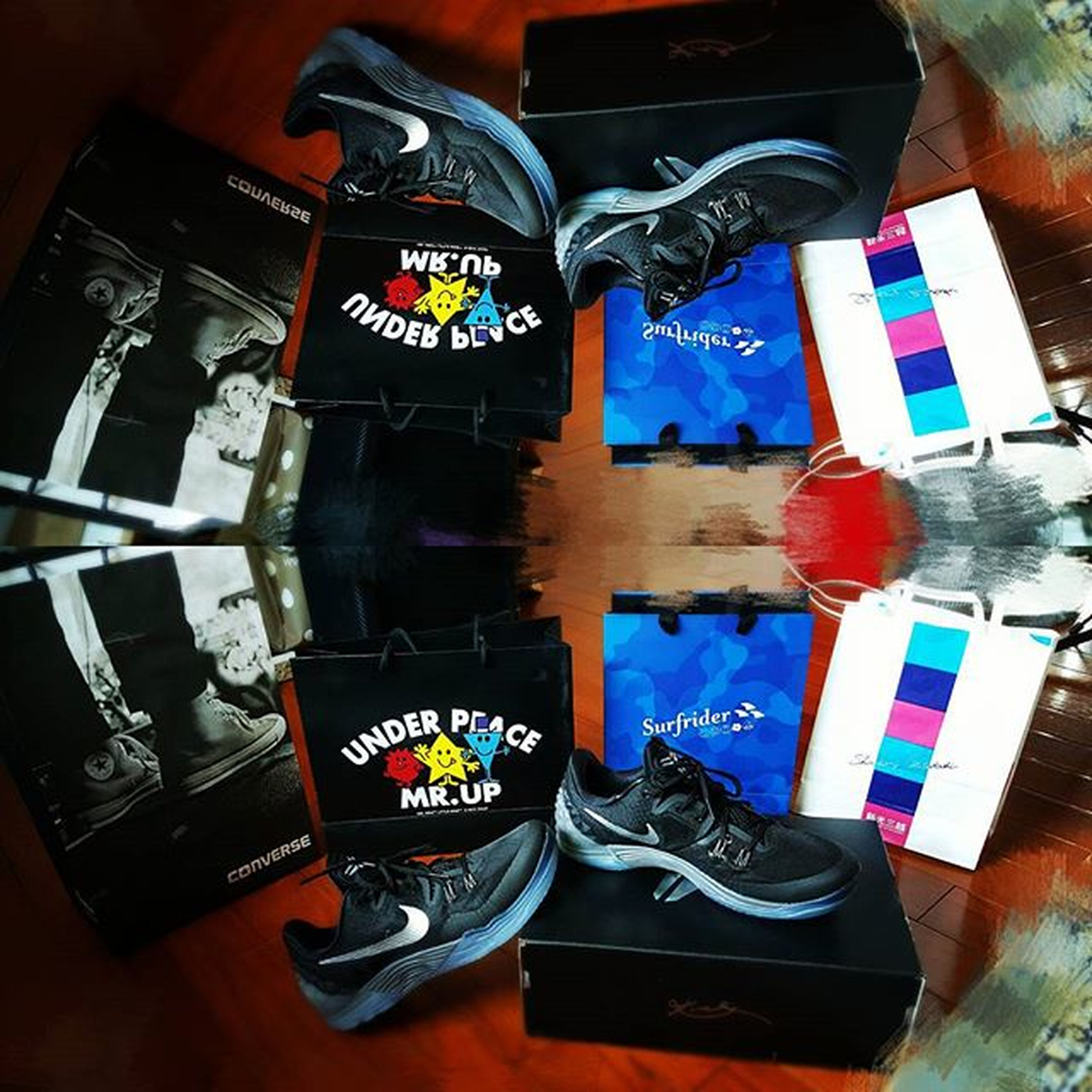 這個禮拜荷包大失血💸💸💸😭😭 人生第一雙籃球鞋😆✌🎊 應該去找打工了…不過又很懶😅 Nike Zoom Kobe Underpeace HOLLISTER 2xist Converse Chucktaylorallstar2 Jordan --------------------------------------------------------------------------------- Just be myself.