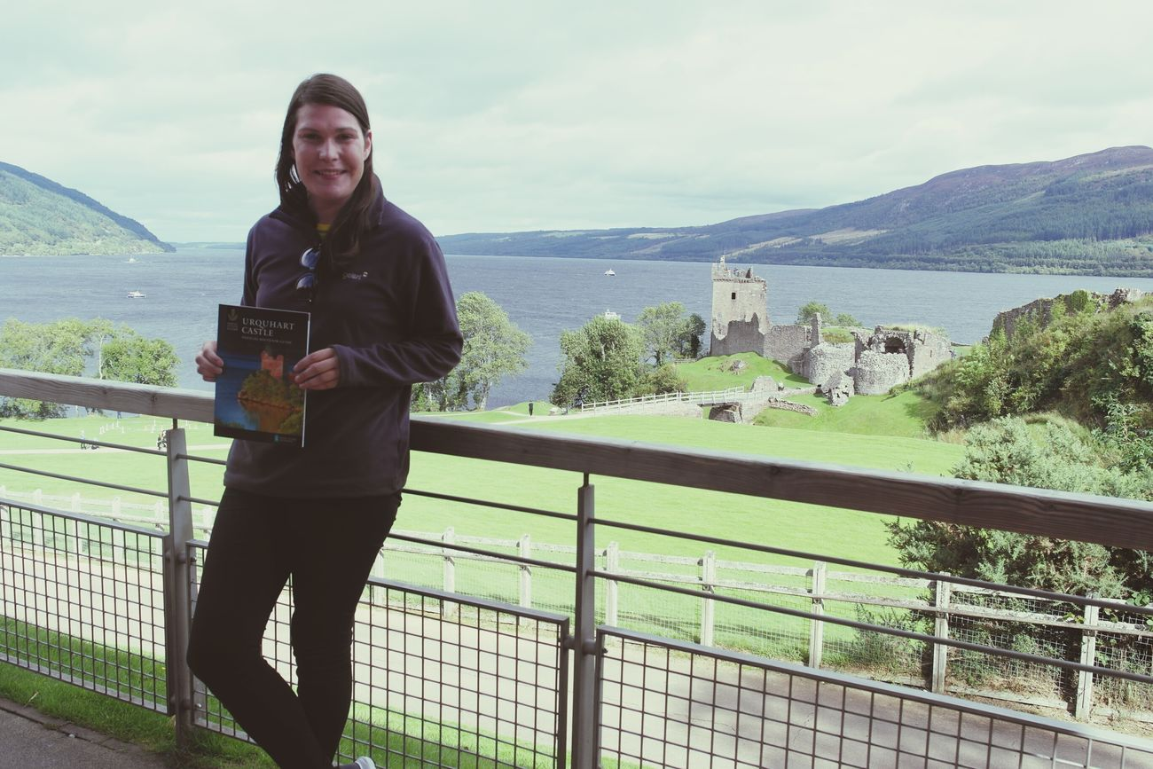 UrquhartCastle Scotland Home Travel Love Happy