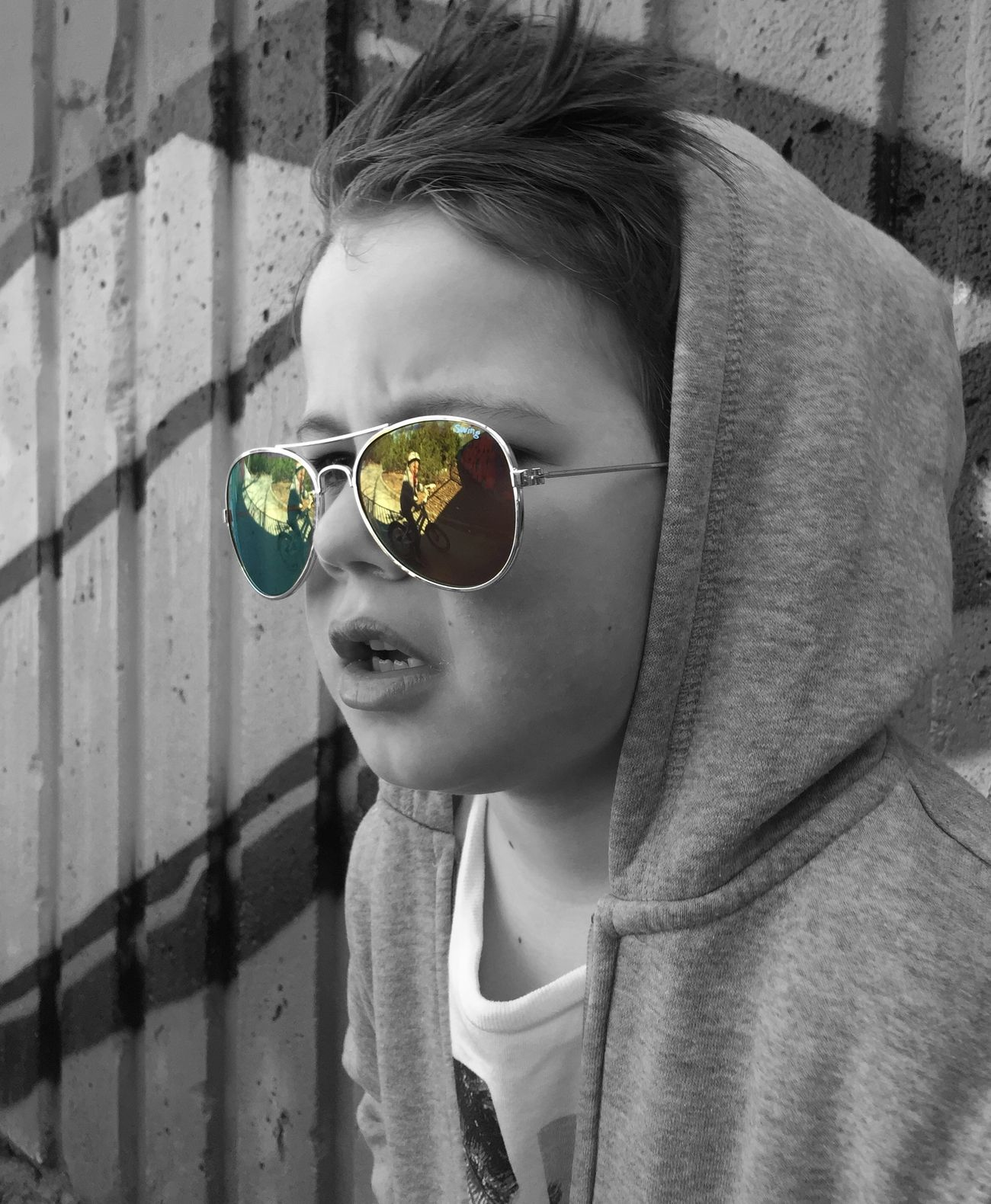 Modeling Model Boy Portrait Graffeti Iphoneonly IPhoneography