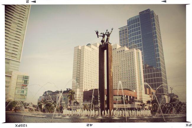 Jakarta Ibukota Bundaran HI