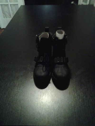 Fresh Out The Box Polo Boots