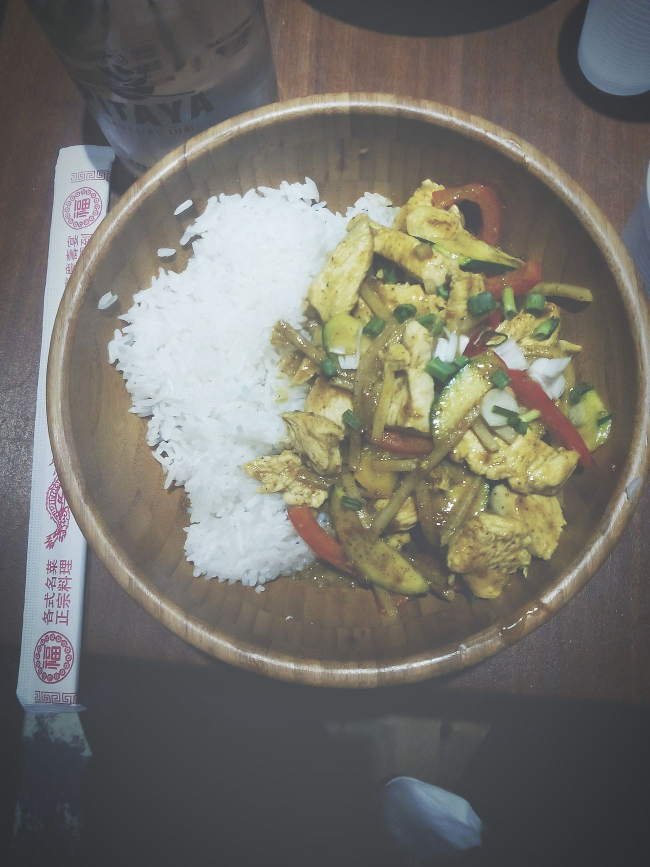 Pitaya - Green Curry Chicken Thai Food
