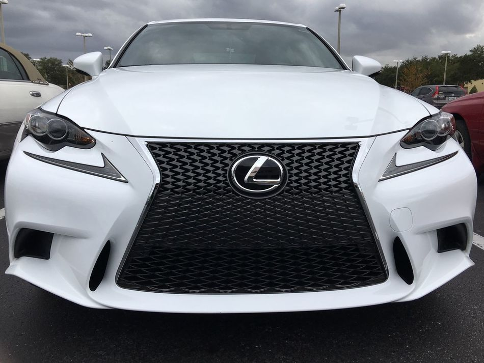 I love this car!!! Snapped a quick shot in the parking lot! Luxury Lexus Land Vehicle Car Mode Of Transport Transportation No People Close-up Outdoors Day Embrace Urban Life Taken With IPhone 6s