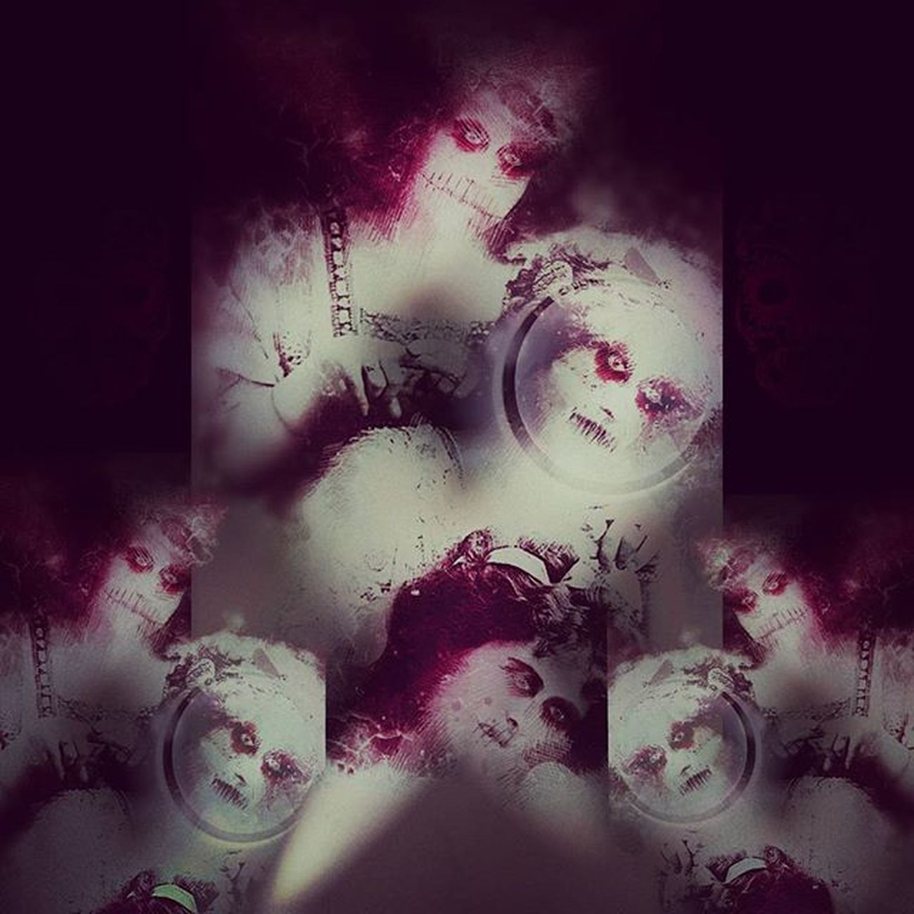 Digitalart  Darkart Gothicart Death Photomanipulation
