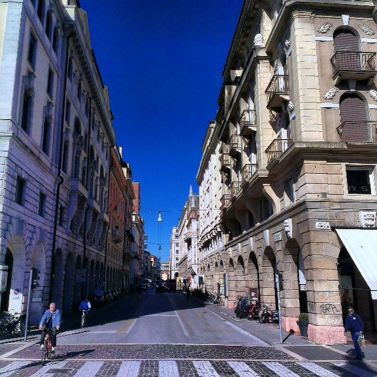 Padova Piazzagaribaldi Padua