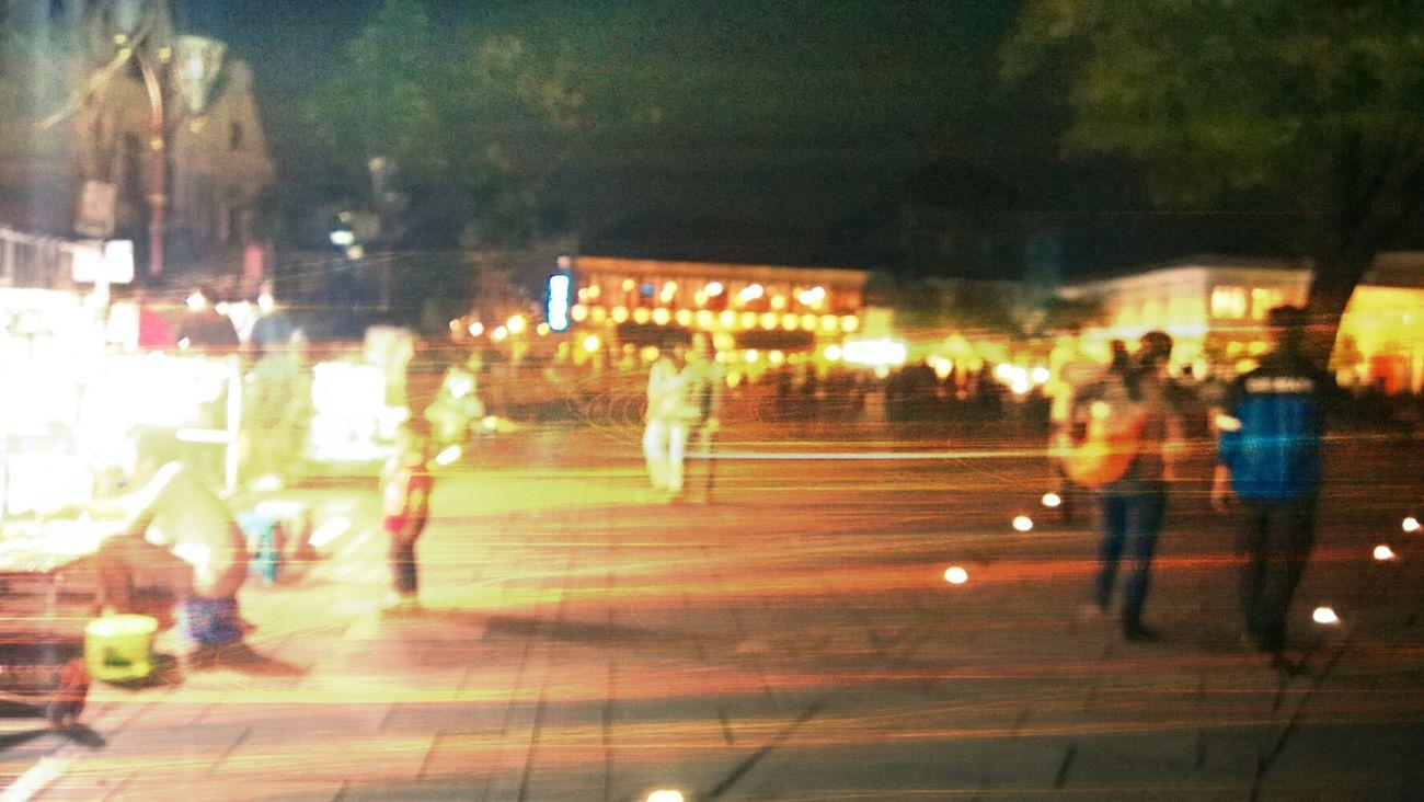 Tweaking Taking Photos Lowlight Night Shot Museum Fatahila Kota Tua