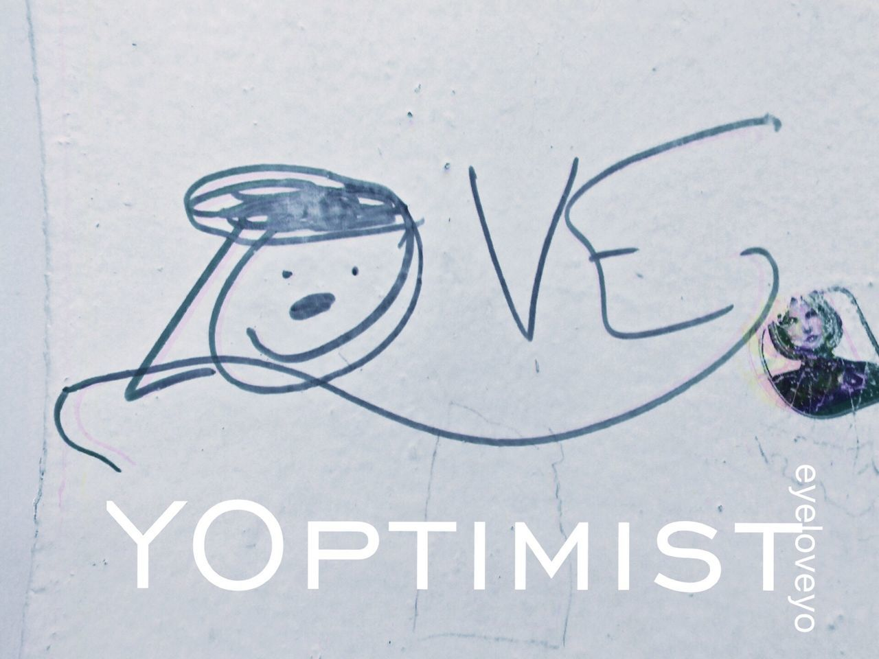 happyMonkeYear YOptimist #YoWALKINGlightOnWATERpower #eyeloveyo #JAC5ive