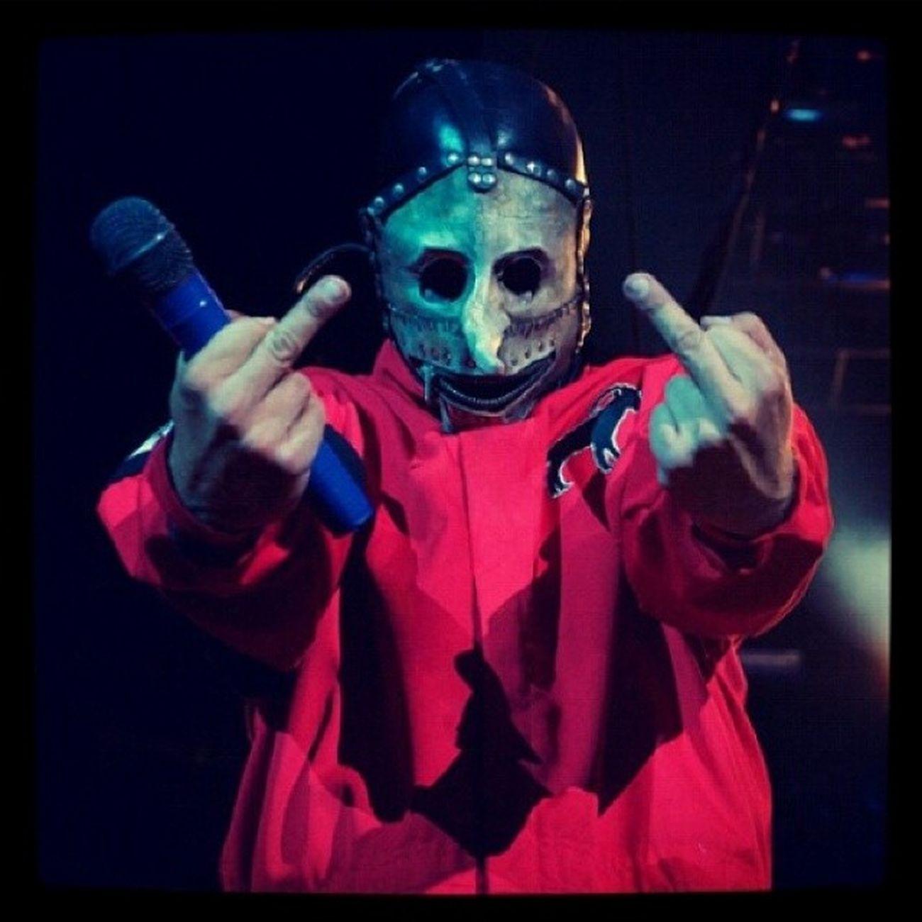 Souoqsou Slipknot Metal Fodaseacopa monsterofrock 2013 quebratudo hulkesmaga Somos o que podemos ser, somos o que podemos ter.