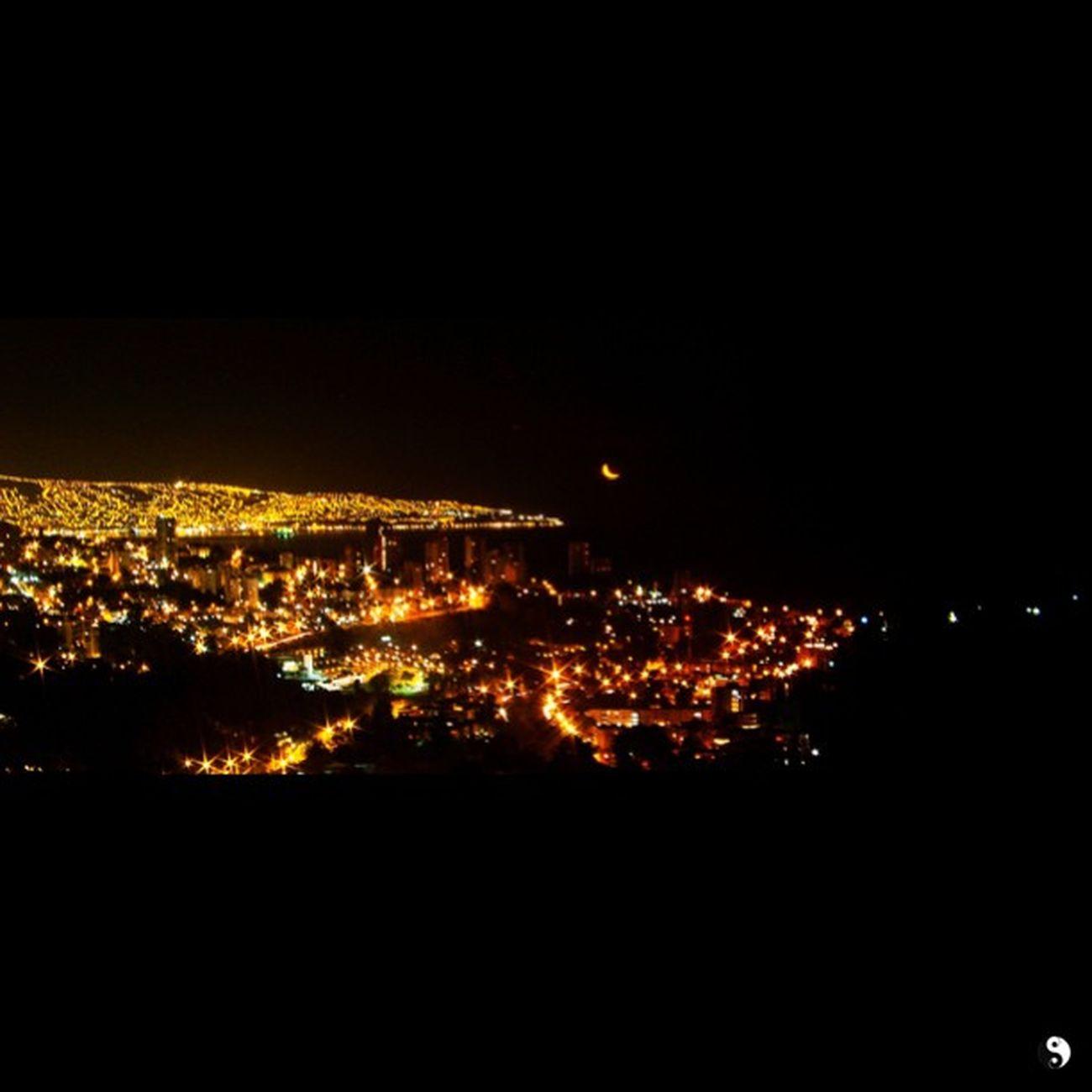 Sequbu Summer Night Valparaíso chile