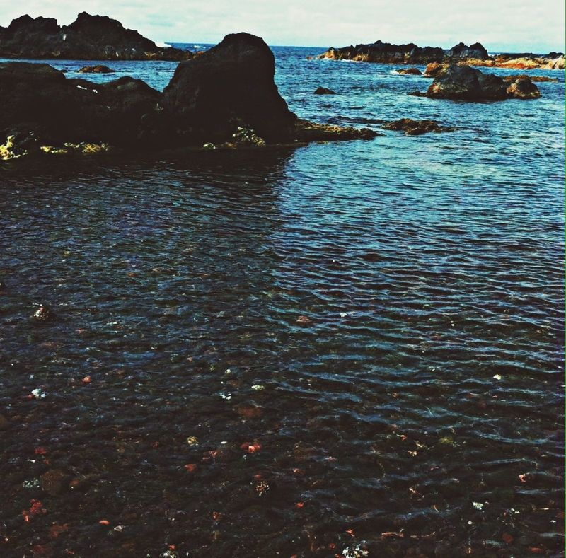 Water Ocean Azores Nature