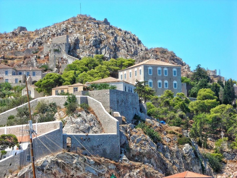 Building Exterior Built Structure Ýdra, Greece GREECE ♥♥ Taking Photos Sea View Mobilephotography Architecture Travel Destinations Mobile Conversations Enjoying Life Tranquility