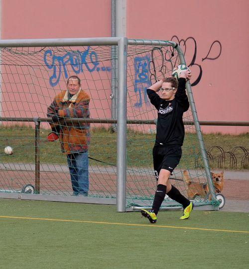 Einwurf 2:1 Auswärtssieg! SC Kristall Kristaller Werden! Support The Team Soccer Berlin FUJIFILM X-T1