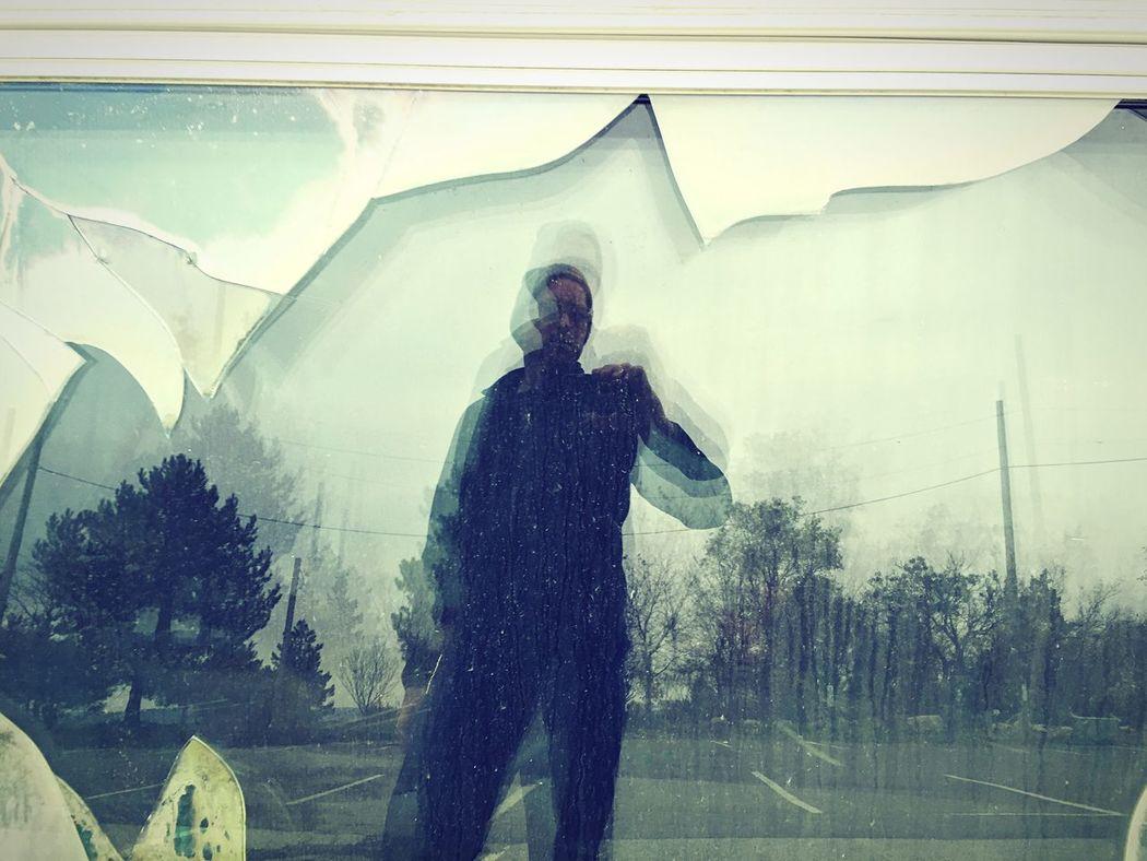 Selfportrait Self Portrait Portrait Glass Reflection Reflections Reflection_collection Selfie ✌ Selfies Selfie✌