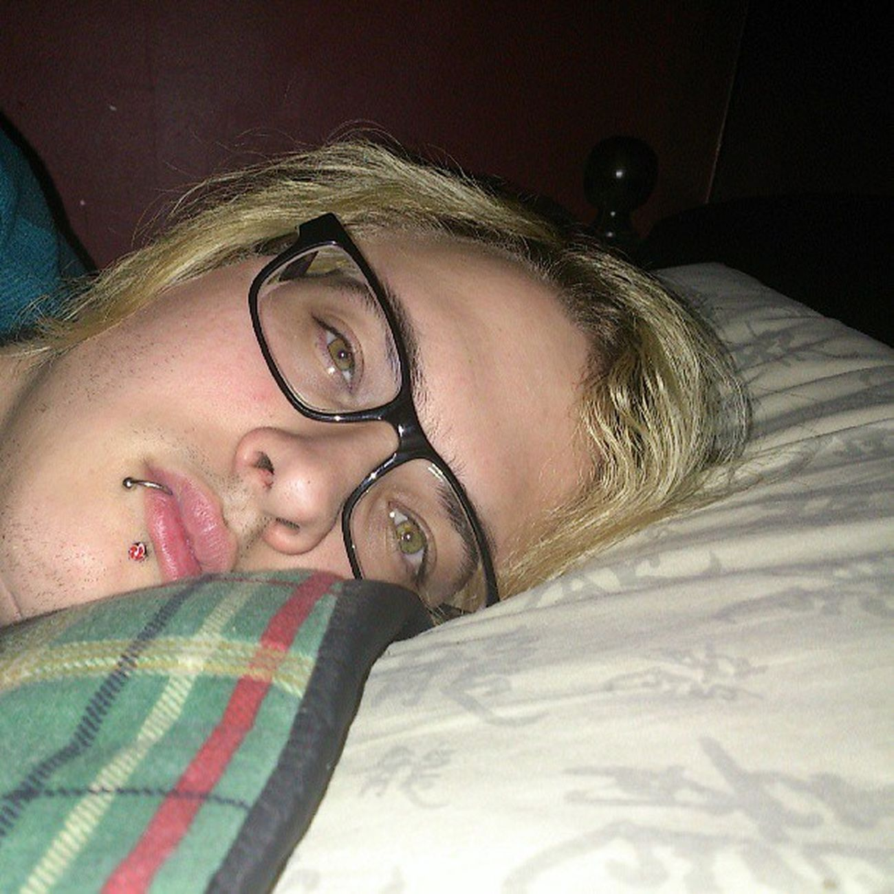 Headed to bed. Night everyone. Guy Tflers Brony Piercing Stretchedlobes Labret Wayfarers Blonde Plugs Snakebites Cbr Captivebeadring Emo Stretchedears Mlp Fim Follow Followme Otaku Kik Me Cute Gauges Guyswithplugs Guyswithstretchedears bodyjewelry evantelico audiencekiller eldritchshy akevantelico91