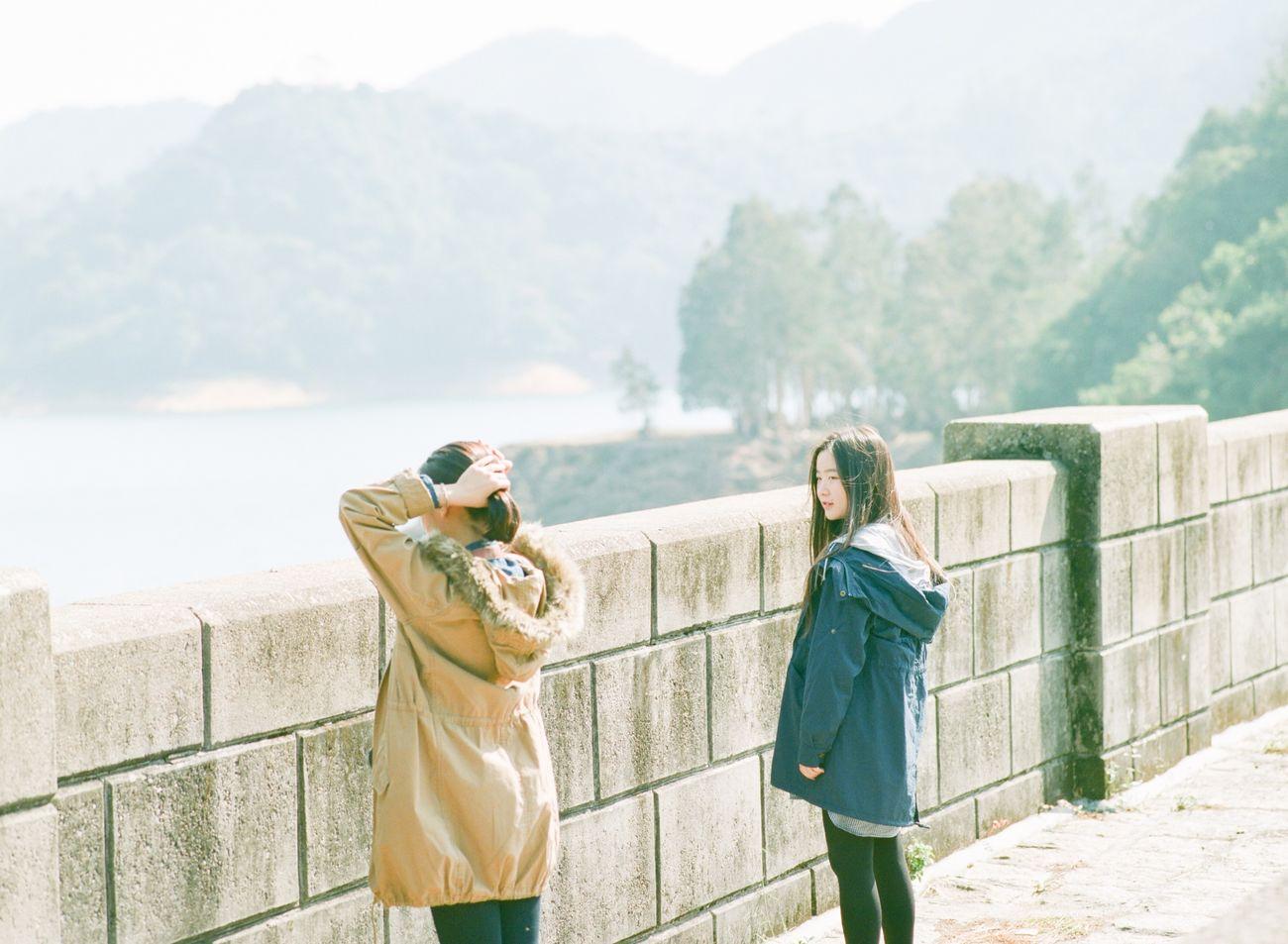Film Portraits Mamiya 645AFD Fujifilm Pro400 Girl