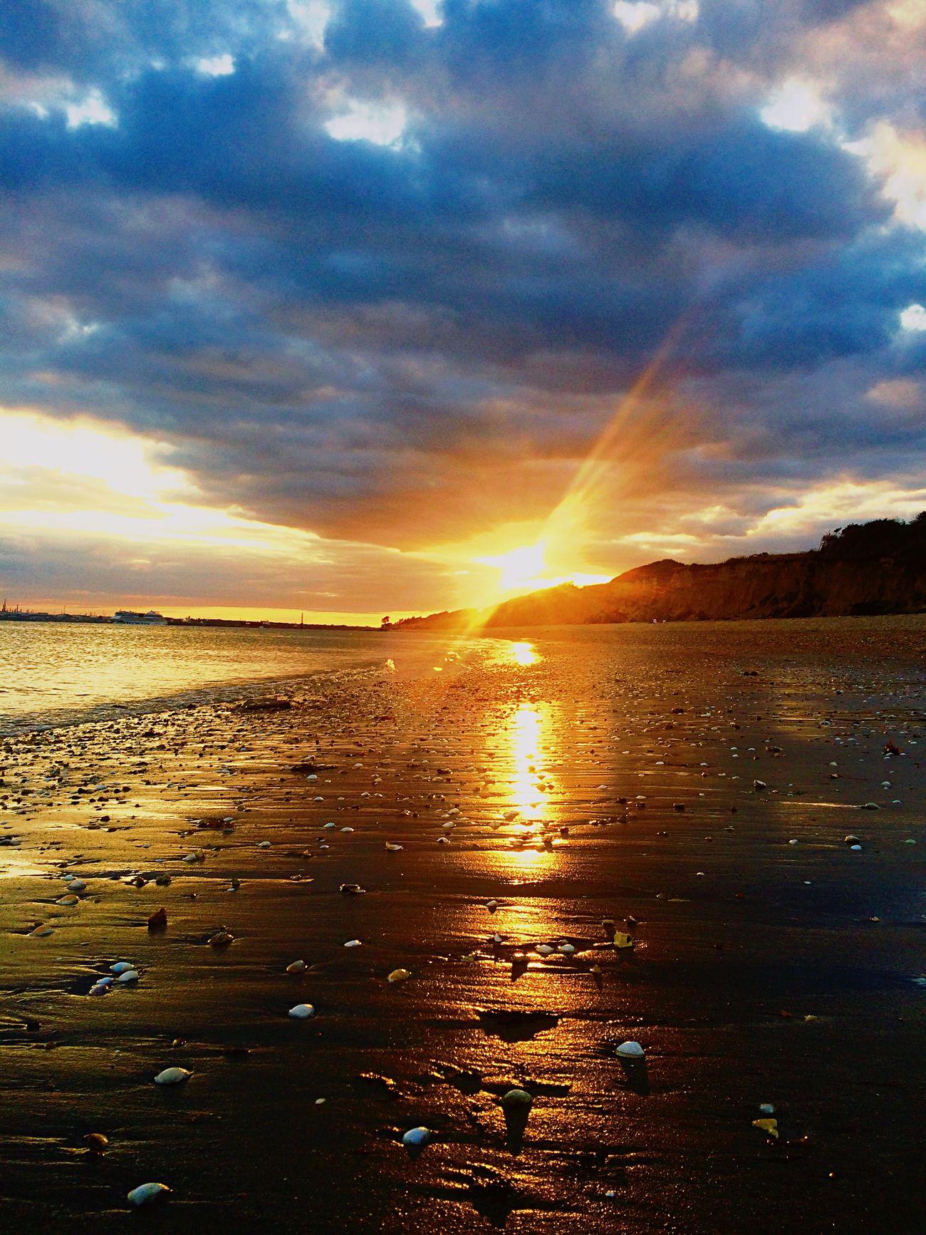 Sunset Sunset sun