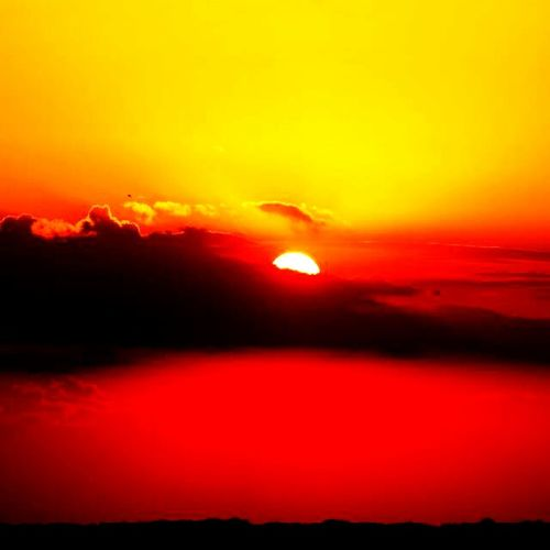 Not Many Filters My Eyeem Best My EyeEm Gallery Coloursplash Nature Photography Beautiful Random Clicks Perfect Pic. Shades Of Nature Morning Sky Sun Red Light Shot ✌ Loving It  Best Sun Clicks Ever Taken Masterclass Pic By Me