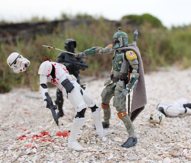 """""""The supreme art of war is to subdue the enemy without fighting."""" - Sun Tzu, The Art of War... I don't think Boba Fett quite agrees! 😂😂😂 Starwarstoys Starwarstoyfigs Starwarstoypics Hasbro HasbroToyPic Swfotw Revoltechbobafett Toyonlocation Toyoutsiders Actionfigurephotography Toyphotography Toyartistry Stormtrooper Samurai Ronin Starwarsblackseries TBSFF Ohiotoykick Toptoyphotos Scouttrooper Toystagram Toyartistry_elite Rogue One Toycommunity Toycrewbuddies"""