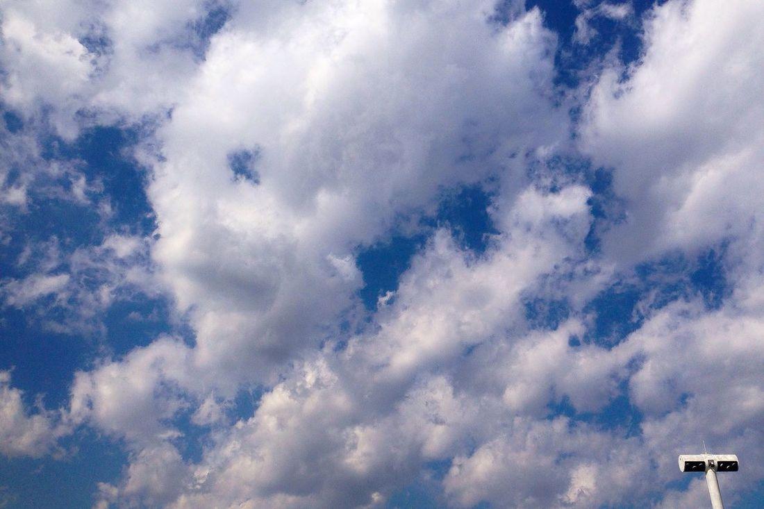 イマソラ The Sky Skyporn Cloudporn EyeEm Best Shots - Nature Taking Photos Sundayshooter Hello World Negative Space