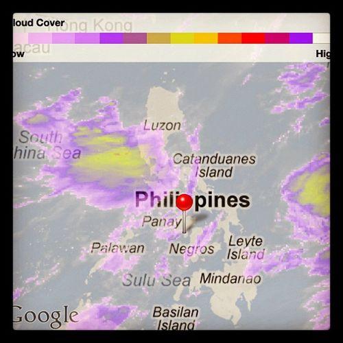 Weatherforecast Accuweather Weatherpic Weatherphoto iweather instaweather instagram instagramers ig igdaily interactive webstagram manila igersmanila storm flood flashflood stranded philippines pilipinas ☔☔☔☁⚡⚡⚡⚡☁☁