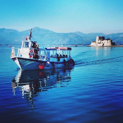Sea Blue Nafplio Greece