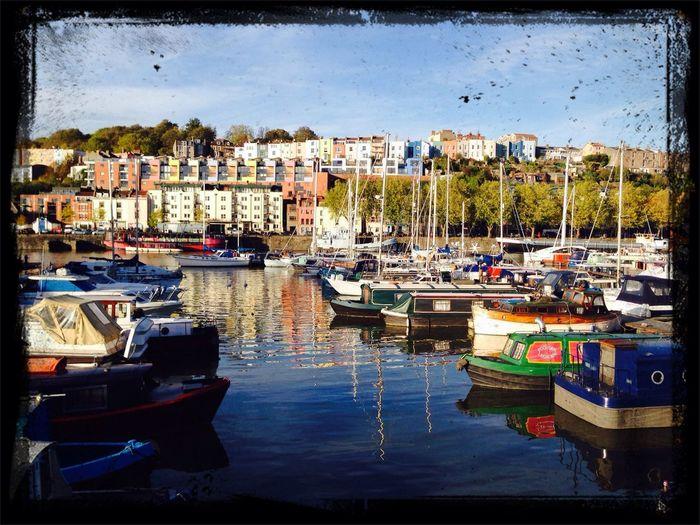 Longing for Bristol summer...