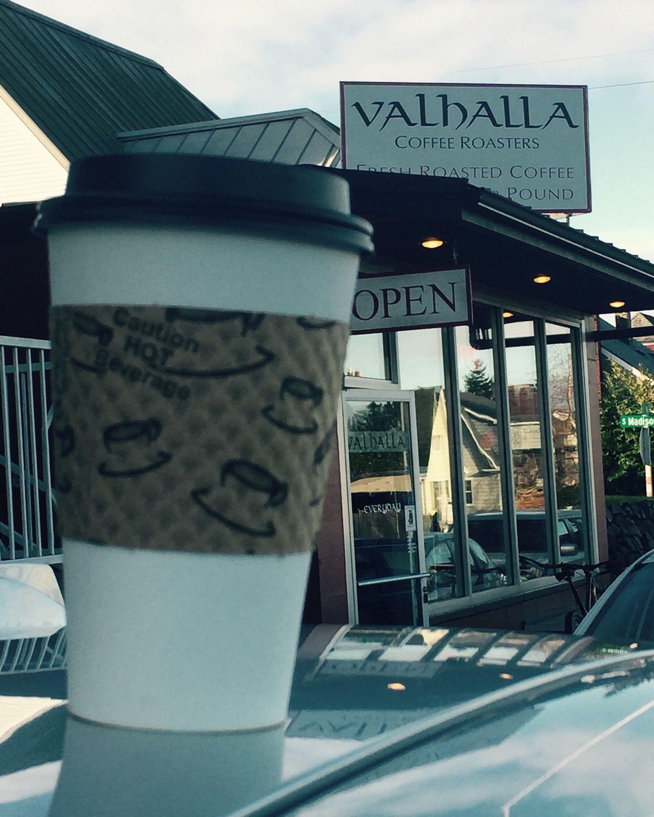 Valhalla Coffee Goodmorning :)
