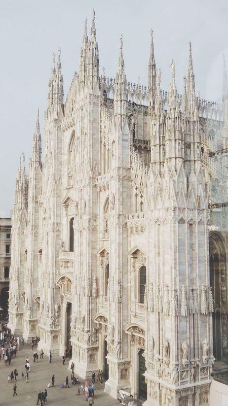 Piazza Del Duomo Duomo Milano