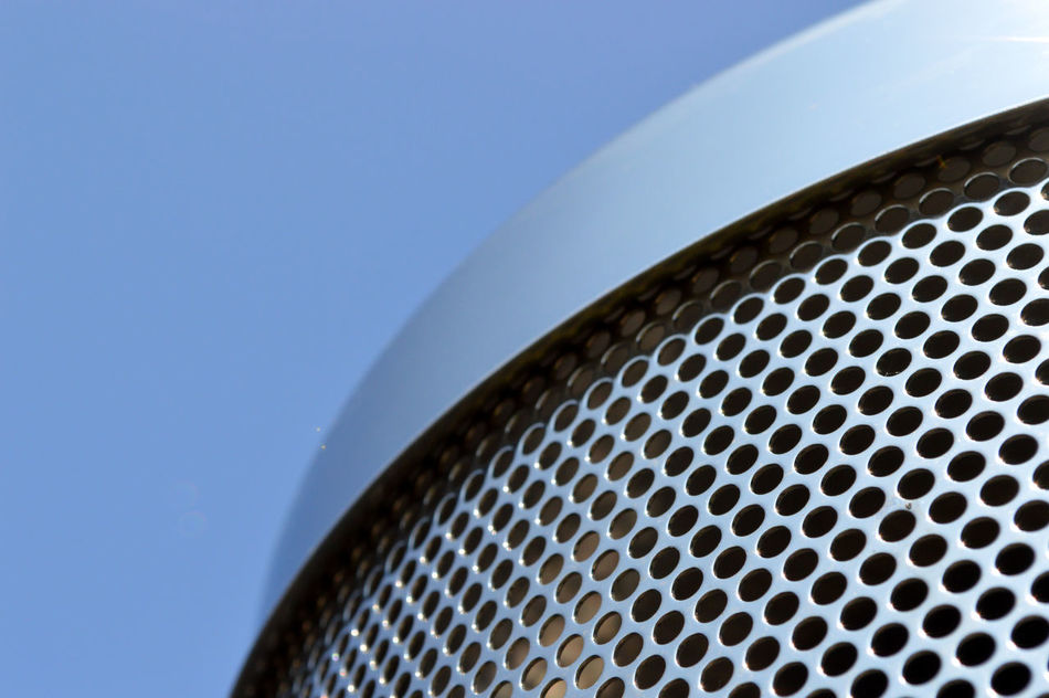 Beautiful stock photos of metal, Clear Sky, Day, Low Angle View, Metal