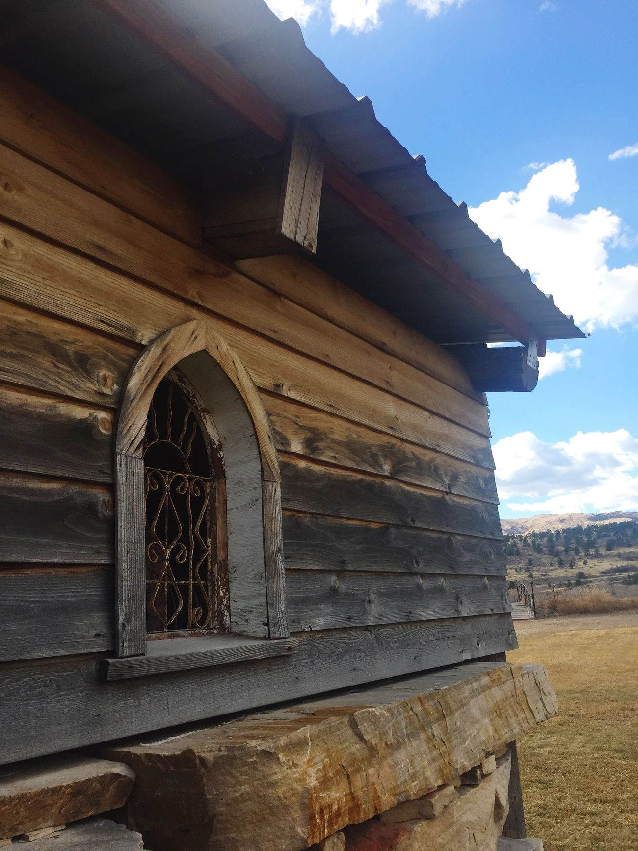 Mountain Ghost Town Wandering Built Structure Architecture Arch No People Outdoors Sky Day