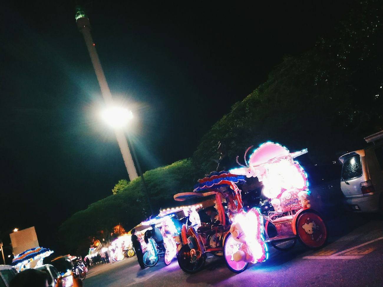 Menara Taming Sari in Melaka Town💃💕 Night Outdoors Traveldiaries Nightlife Traveling Instagramer Vscomalaysia Vscocam VSCO Vscogood Modern Melaka World Heritage City Menara Taming Sari Melaka , Malaysia Melaka Malaysia The World Heritage Beca Traditional Adapted To The City Day Traveling Home For The Holidays Relaxing Moments Choice Outdoorlife
