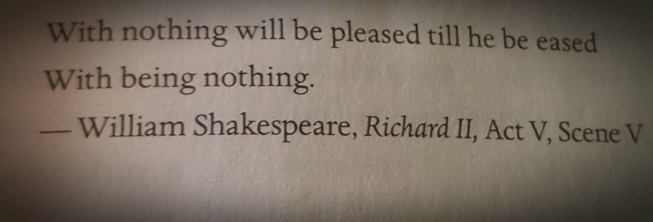 Reading is life. Shakespeare Quotes Livebythis
