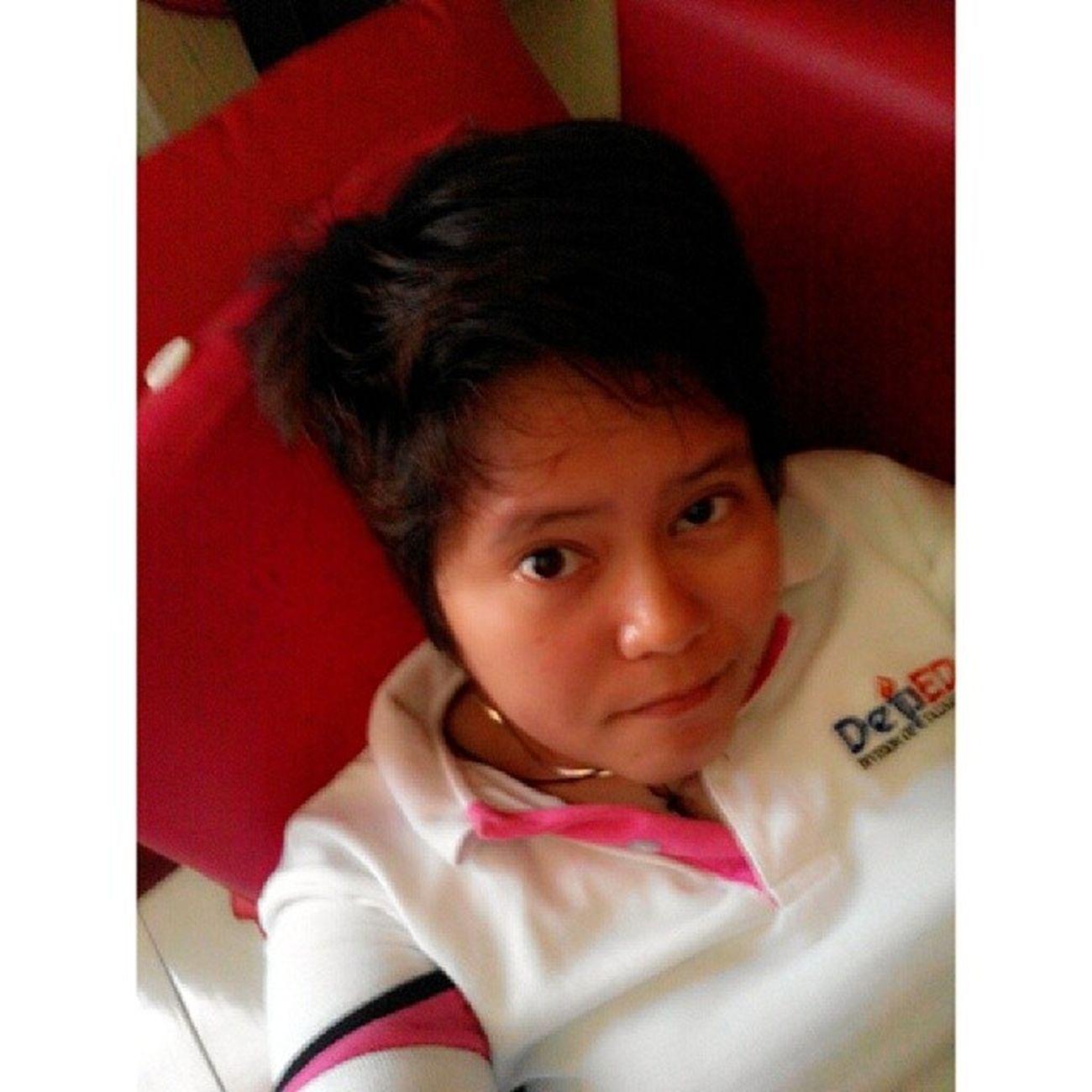 [°_°] Selfie DepEd Educator Teacher shameless shorthair haggard love life igers Cebu Pinoy igdaily potd fotodroids LitratongPinoy instagramhubfollow follow lgbt_pinoy lgbt equality noh8 lesbian androgynous lesbiansofinstagram lezziegram queer LFoi lesbianhour