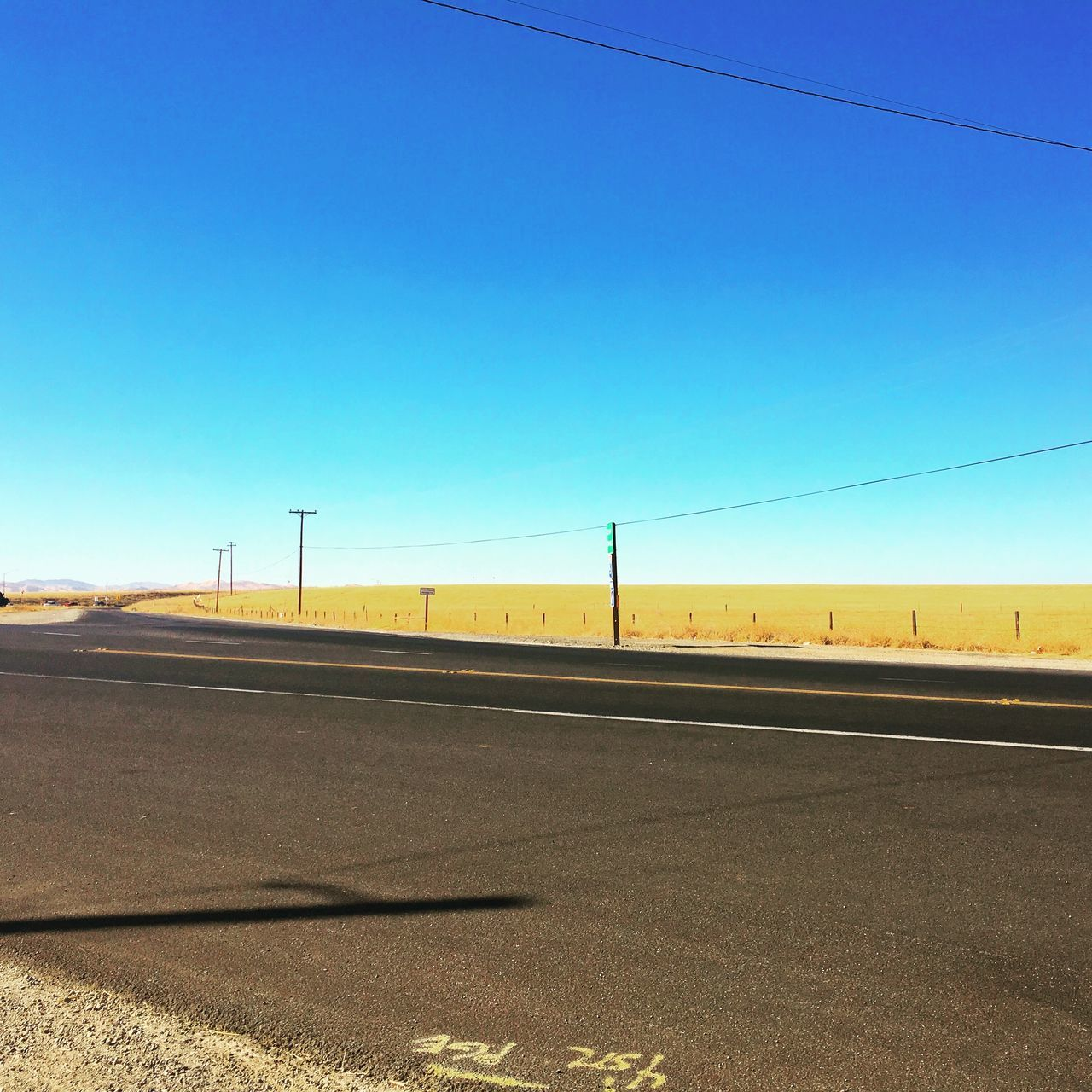 Desert Cali California Road Hot Day Summer Summer Vibes Clear Sky