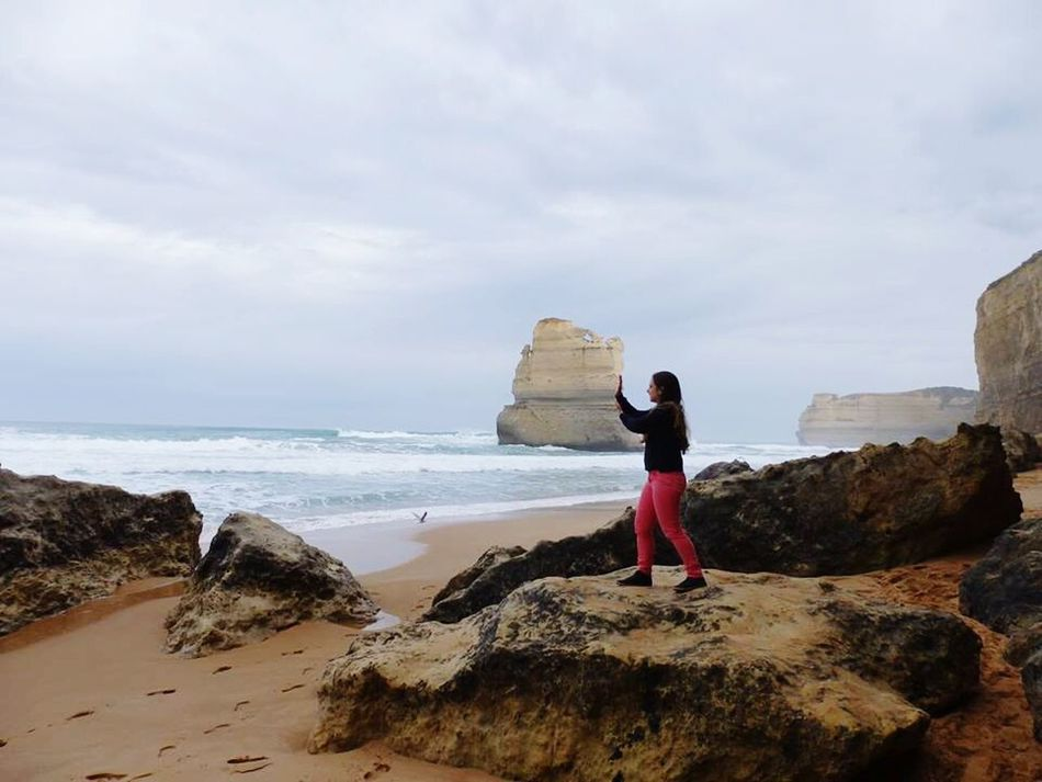 a bit heavy Great Ocean Road Twelveapostles Beachphotography Relaxing Check This Out That's Me Enjoying Life Gallery Taking Photos Naturelovers Australian Beauties Showcase: February Australia & Travel Ozzie Eyemphotography EyeEm Best Shots Collection Australia Nature Photography Ilusions Funny The Turist