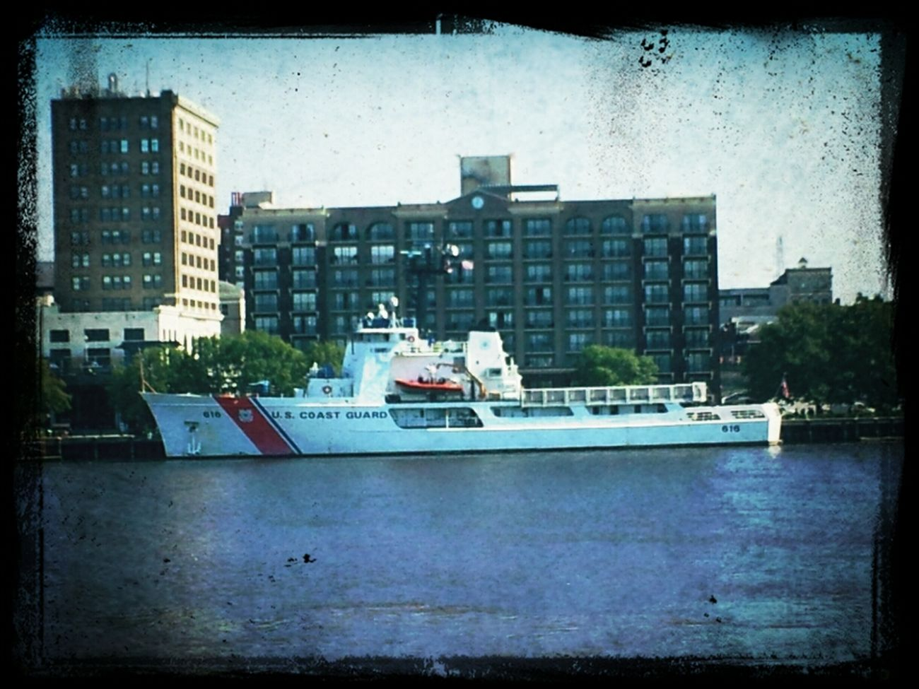 Ship Wilmington Coast Guard